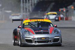 #15 Veloce Motorsport ULX110, Porsche GT3 Cup: Keith Wong, Michael Almond