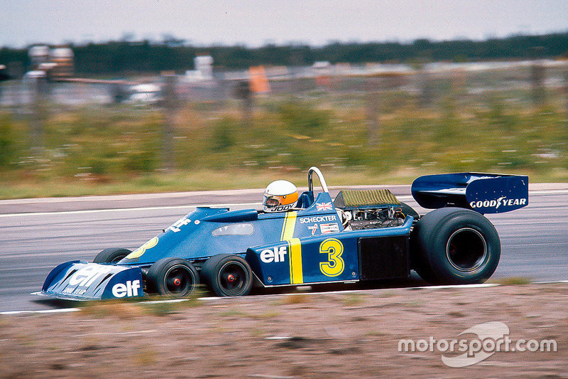 1976: Tyrrell P34 Ford