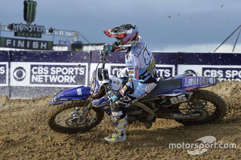 Nancy Van De Ven, pembalap WMX