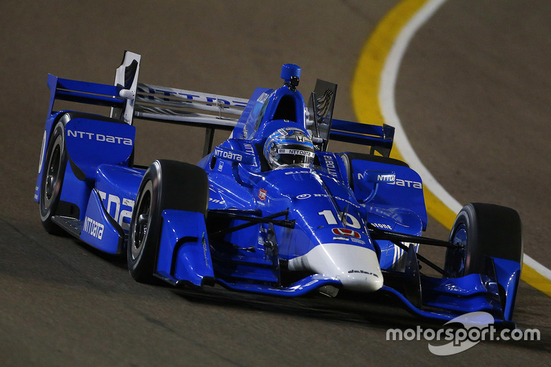 #10: Tony Kanaan, Chip Ganassi Racing, Honda