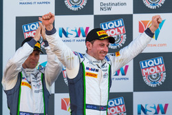 Podium: #8 Bentley Team M-Sport, Bentley Continential GT3: Steven Kane