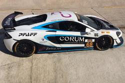McLaren GT4, Motorsports In Action