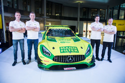 Indy Dontje; Marvin Kirchhöfer; Kenneth Heyer; Patrick Assenheimer, HTP Motorsport