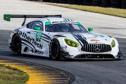 #50 Riley Motorsports Mercedes AMG GT3: Thomas Jäger