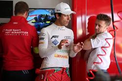 Lucas di Grassi, ABT Schaeffler Audi Sport avec Allan McNish