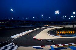 Felipe Massa, Williams FW40, Kimi Raikkonen, Ferrari SF70H, Nico Hulkenberg, Renault Sport F1 Team R