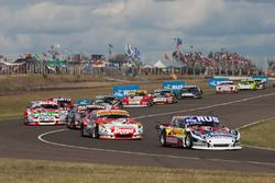 Gabriel Ponce de Leon, Ponce de Leon Competicion Ford, Sergio Alaux, Donto Racing Chevrolet, Juan Pa