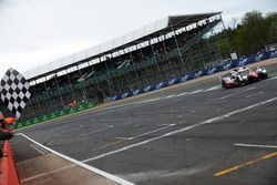 Sieg für #8 Toyota Gazoo Racing, Toyota TS050 Hybrid: Anthony Davidson, Sébastien Buemi, Kazuki Naka