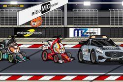 Los MiniDrivers se unen a Motorsport.com