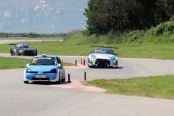 #14 Refik Bozkurt, Renault Clio Sport, #3 Ülkü Motorsport, Ümit Ülkü, Nissan Skyline GTR