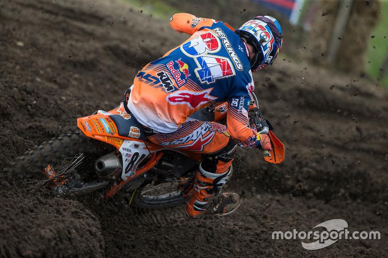 Jeffrey Herlings, KTM Red Bull Factory Racing