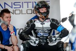 #32 Team Rabid Transit, Yamaha R1: Brandon Cretu