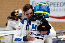2. #21 Mercedes-AMG Team Zakspeed, Mercedes-AMG GT3: Luca Stolz, Luca Ludwig