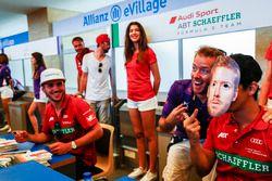 Daniel Abt, ABT Schaeffler Audi Sport, Sam Bird, DS Virgin Racing, Lucas di Grassi, ABT Schaeffler A