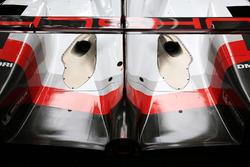 #1 Porsche Team Porsche 919 Hybrid, detalle