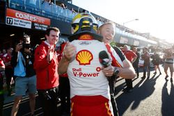 Le poleman Scott McLaughlin, Team Penske Ford