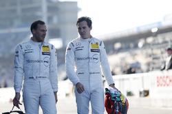 Gary Paffett, Mercedes-AMG Team HWA, Mercedes-AMG C63 DTM and Robert Wickens, Mercedes-AMG Team HWA, Mercedes-AMG C63 DTM