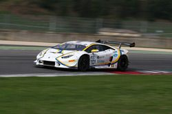 Lamborghini Huracan S.GTCup #101, Vincenzo Sospiri Racing: Liang-Ortiz