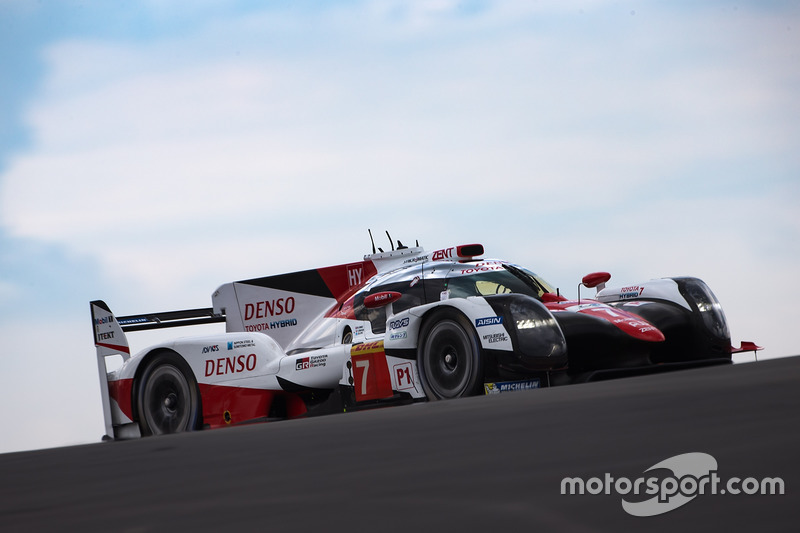 3. LMP1: #7 Toyota Gazoo Racing, Toyota TS050 Hybrid