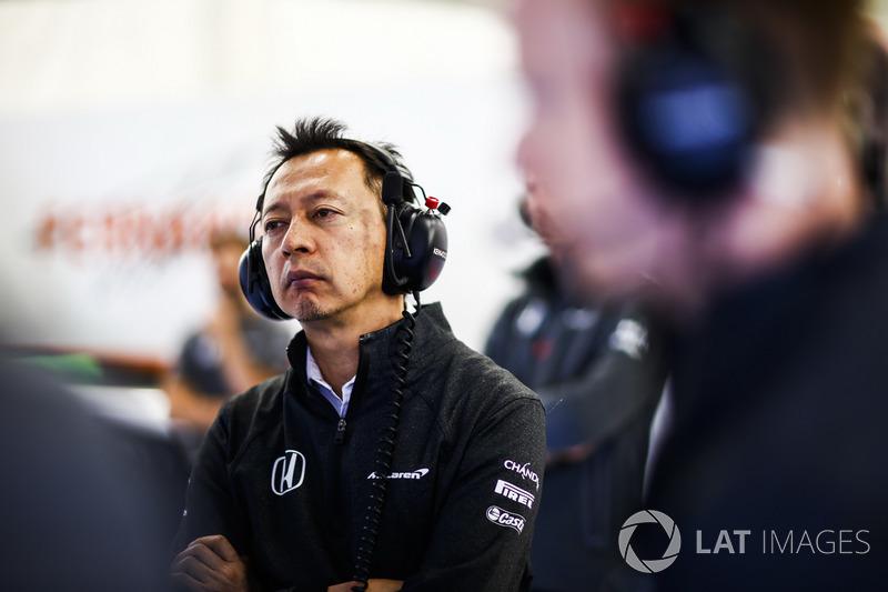 Yusuke Hasegawa, Director Gerente de Honda