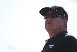 John Hunter Nemechek, SWM-NEMCO Motorsports Chevrolet, mit Vater Joe Nemechek