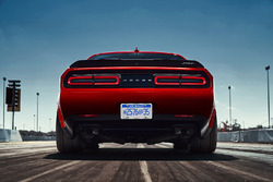 Dodge Challenger SRT Demon 2018