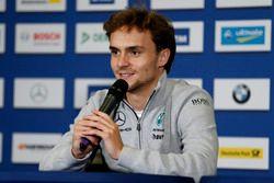 Press Conference, Lucas Auer, Mercedes-AMG Team HWA, Mercedes-AMG C63 DTM