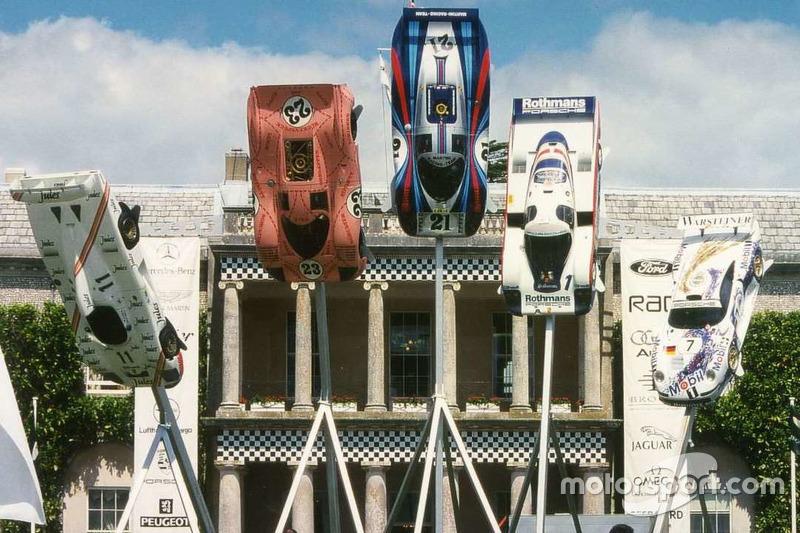 1998 год: Porsche