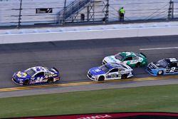 Chase Elliott, Hendrick Motorsports Chevrolet, Dale Earnhardt Jr., Hendrick Motorsports Chevrolet, K