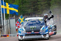 Winnaar Johan Kristoffersson, Volkswagen Team Sweden