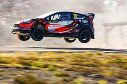 Niclas Grönholm, GRX Ford Fiesta ST
