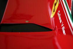 Ferrari 312 de Gilles Villeneuve
