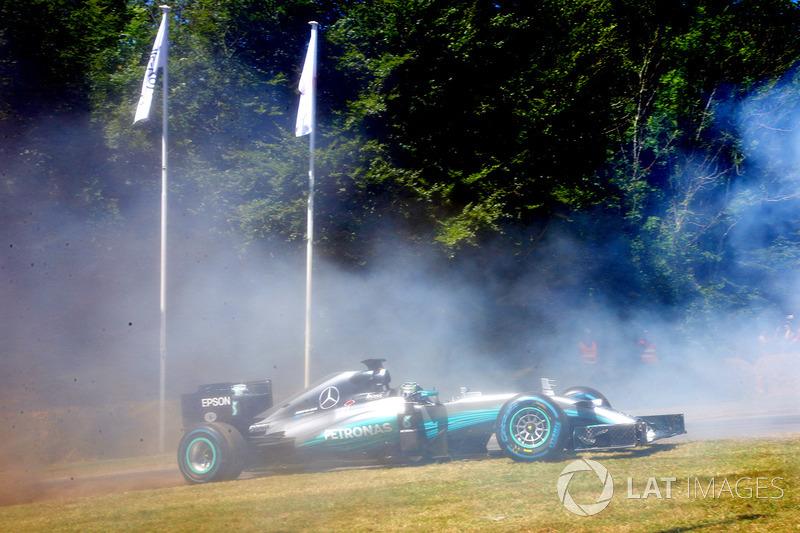 Nico Rosberg, Mercedes AMG