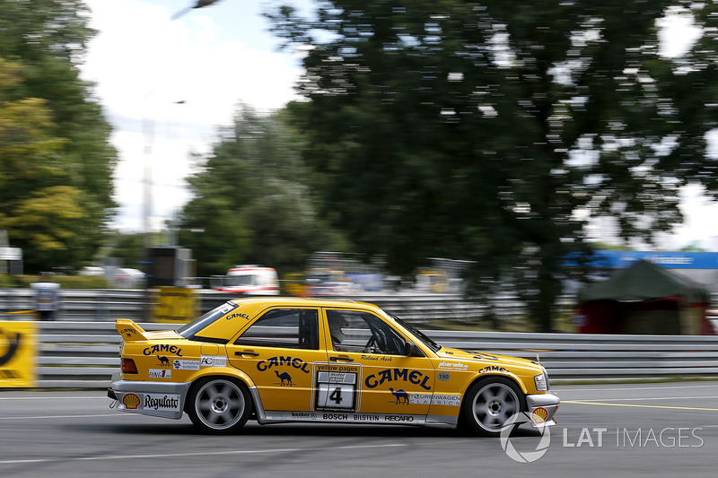 Oliver Sellnick, Mercedes 190 DTC