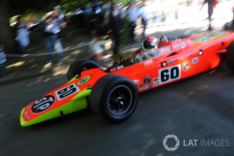 Emanuele Pirro Lotus 56