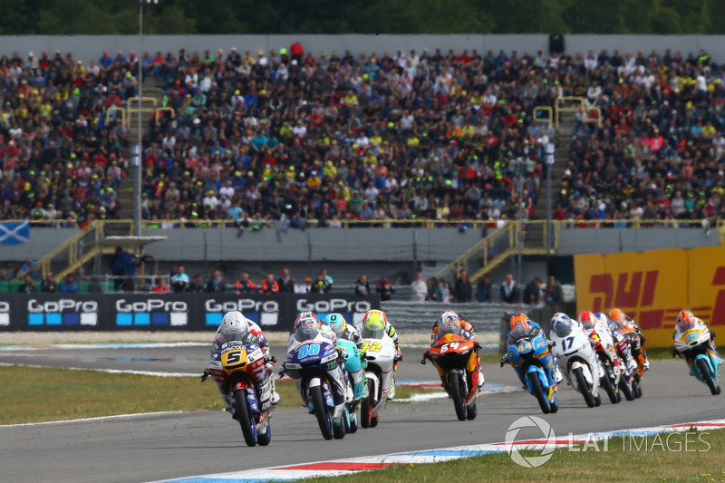 Carrera de Moto3