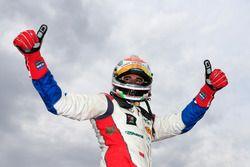Yarış galibi Mehdi Bennani, Sébastien Loeb Racing, Citroën C-Elysée WTCC