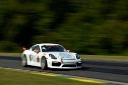 #4 Team TGM Porsche Cayman GT4 MR: Guy Cosmo, Hugh Plumb
