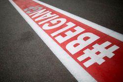 Le logo du GP de Belgique