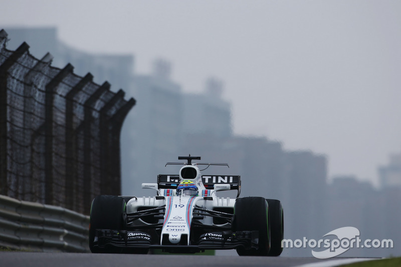 Felipe Massa, Williams FW40