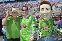 Kyle Busch, Joe Gibbs Racing Toyota, Meet and greet.Kyle Busch, Joe Gibbs Racing Toyota, Meet and gr