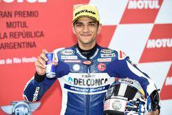 Derde Jorge Martin, Del Conca Gresini Racing Moto3