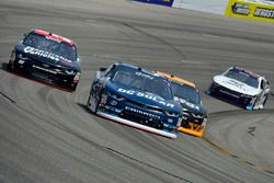 Brennan Poole, Chip Ganassi Racing, Chevrolet; Elliott Sadler, JR Motorsports, Chevrolet; Jeremy Cle
