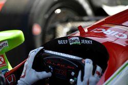 Marco Andretti, Andretti Autosport Honda cabina