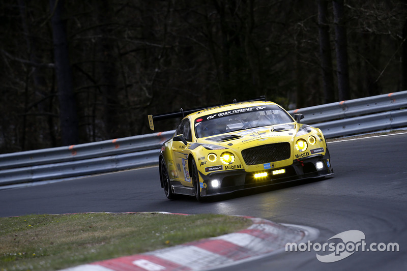 28. #37 Bentley Team Abt, Bentley Continental GT3