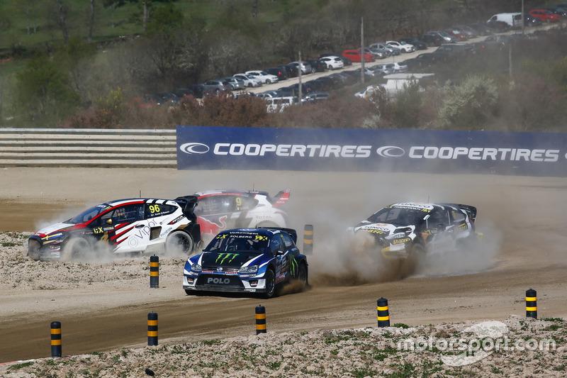 "Solberg et Timerzyanov en piste, Eriksson et Loeb ""en vrac""..."