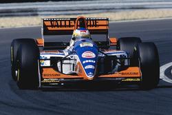 Michele Alboreto, Minardi 194 Ford