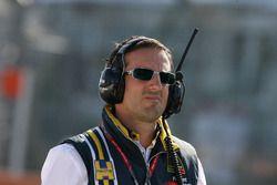 Tancredi Pagiaro, team principal Piquet GP