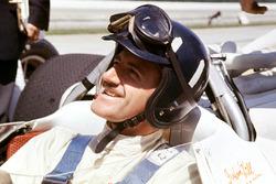 Graham Hill, Lola T90 Ford