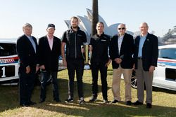 Allan Moffat, Jim Richards, Colin Bond, Fred Gibson, Will Davison, Tekno Autosports Holden, Jonathon